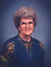 Bobbie Joyce Hanks obituary photo