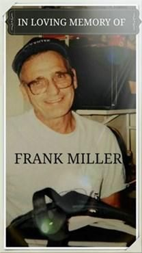 James Franklin Miller obituary photo