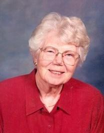 Mildred R. Bohnet obituary photo