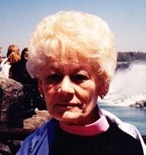 Doris Mae Slater obituary photo