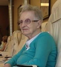 Gertrude Louise Mills obituary photo