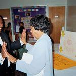 Rev. Robert Johnson and Rev. Dr. Rosetta Lillard