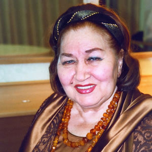 Irina Arkhipova  Obituary Photo