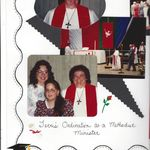 Terri, Susan and Alea at Terri's Ordination