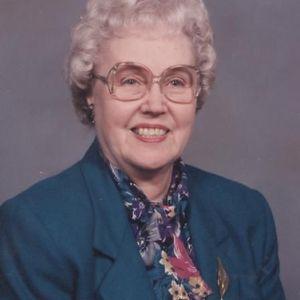 Evelyn Chapman Ross