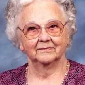 Edna Hulvey Garber