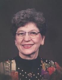 Margaret Parks obituary photo