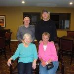 Wayne & Dorothy, Scott & Ginger