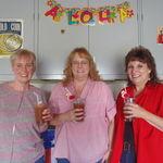 Ginger, LaVonne & Helen, Gummy Bear Margaritas, 7-3-14