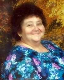 Barbara Mabe Robertson obituary photo