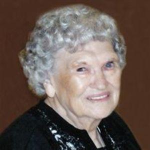 Flora M. Peterson