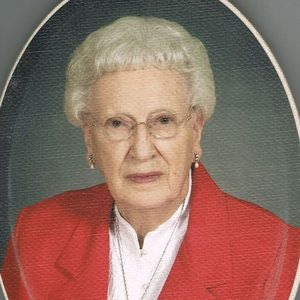 Mrs.  Avis M. (Jones) Hutton Obituary Photo