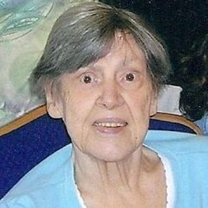 Marian F. DeFontaine Obituary Photo