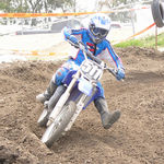 Trent racing at the Tulare Motocross Park on April 2, 2006.  Tear it up Trent!