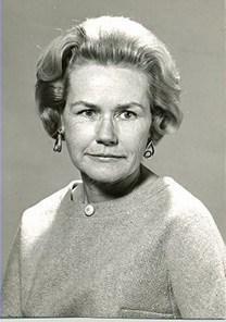 Charlotte G. Orear obituary photo