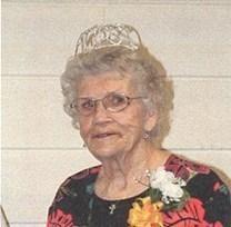 Victoria F. Border obituary photo