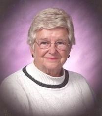Edwina M. Swyden obituary photo
