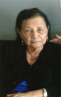 Fanny Hincapie obituary photo
