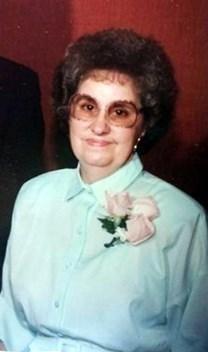 Gladys Mohart obituary photo