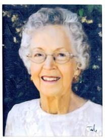 Alice Nadine Stroud obituary photo