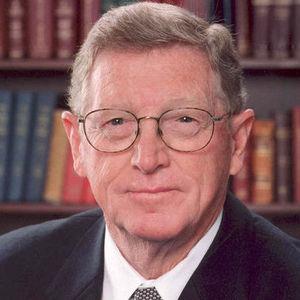 Conrad Burns Obituary Photo