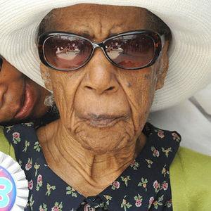 Susannah Mushatt Jones Obituary Photo