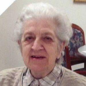 Sister Dolores A. Gonthier, SSCh.