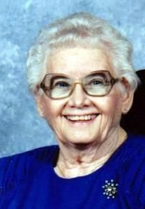 Lillie Faye Massengale obituary photo