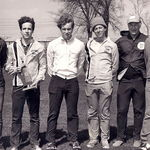 High school golf team.