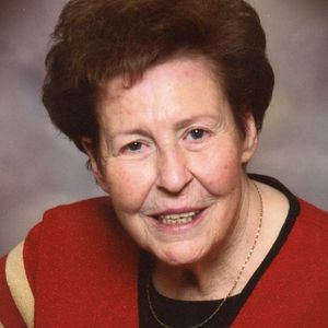 Betty Laura June Harding