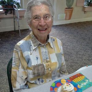 Bertha Sue McAleese Obituary Photo