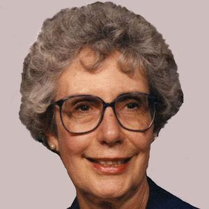 "Gladys Jeanne (Loomis) ""Jeanne"" Frey"