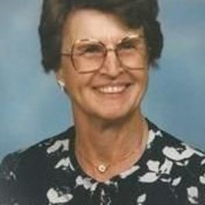 Geraldine Emily Whitmill