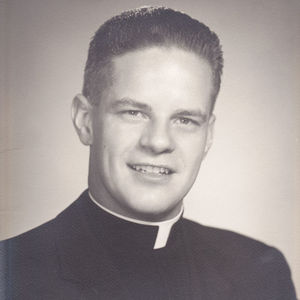 Rev. John Berchmans  McEntee