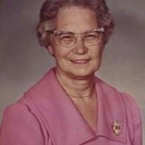 Doratha Iola Webb