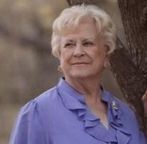 Nita Mae Leggett obituary photo