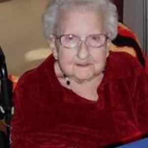 Gladys M. Peth