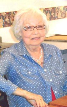 Barbara Carol Wells