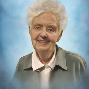 Sr. Joan Marie Rigney, S.H.C.J. Obituary Photo