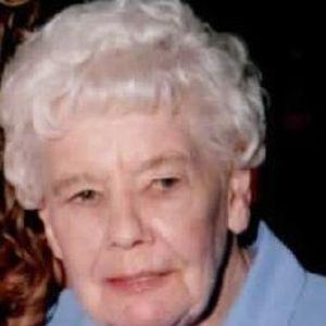 Thelma Gallatin Obituary Photo