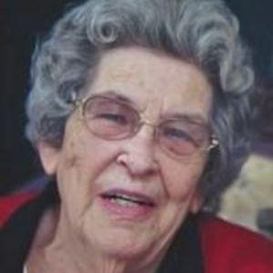 Wilma Ruth Williams