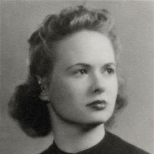 Agnes Genevieve Evans