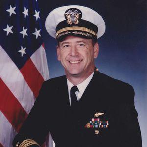 Captain Louis Field Morris, USN