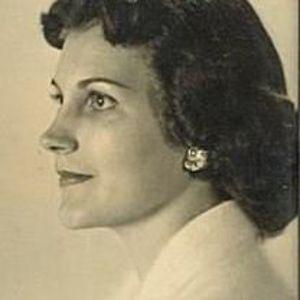 Patricia Reed Westmoreland Hays