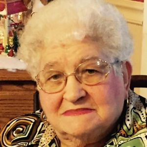 Marion (Patrikas) Olsen Obituary Photo