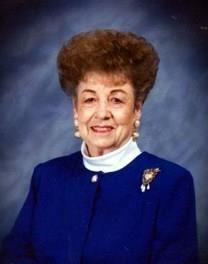 Lorine Jones Lippard obituary photo