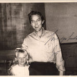 """Me & Jimmy in the mid 60""""s"""