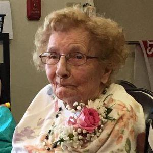 Marie Loretta Trease Obituary Photo
