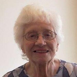 MARY RUTH WILCOX HUGHES Obituary Photo