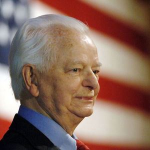 Sen. Robert Byrd Obituary Photo